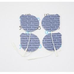 Electrodes adhésives à fil